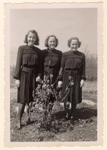 Eva, Erika, Elisabeth